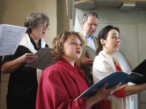 Orgelsolomesse Solisten 2013