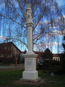 Mariensäule Suttenbrunn