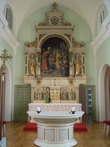 Seminarkapelle Hochaltar