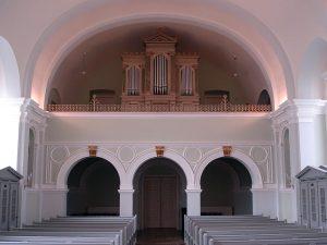 Seminarkapelle Orgel