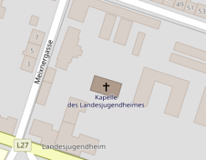 Kapelle Jugendheim