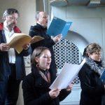 Solisten des Pfingsthochamts © Herwig Reidlinger