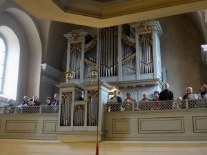 Installation - Kirchenchor Hollabrunn © Helmut Hörmann